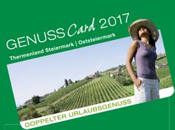 Genuss Card