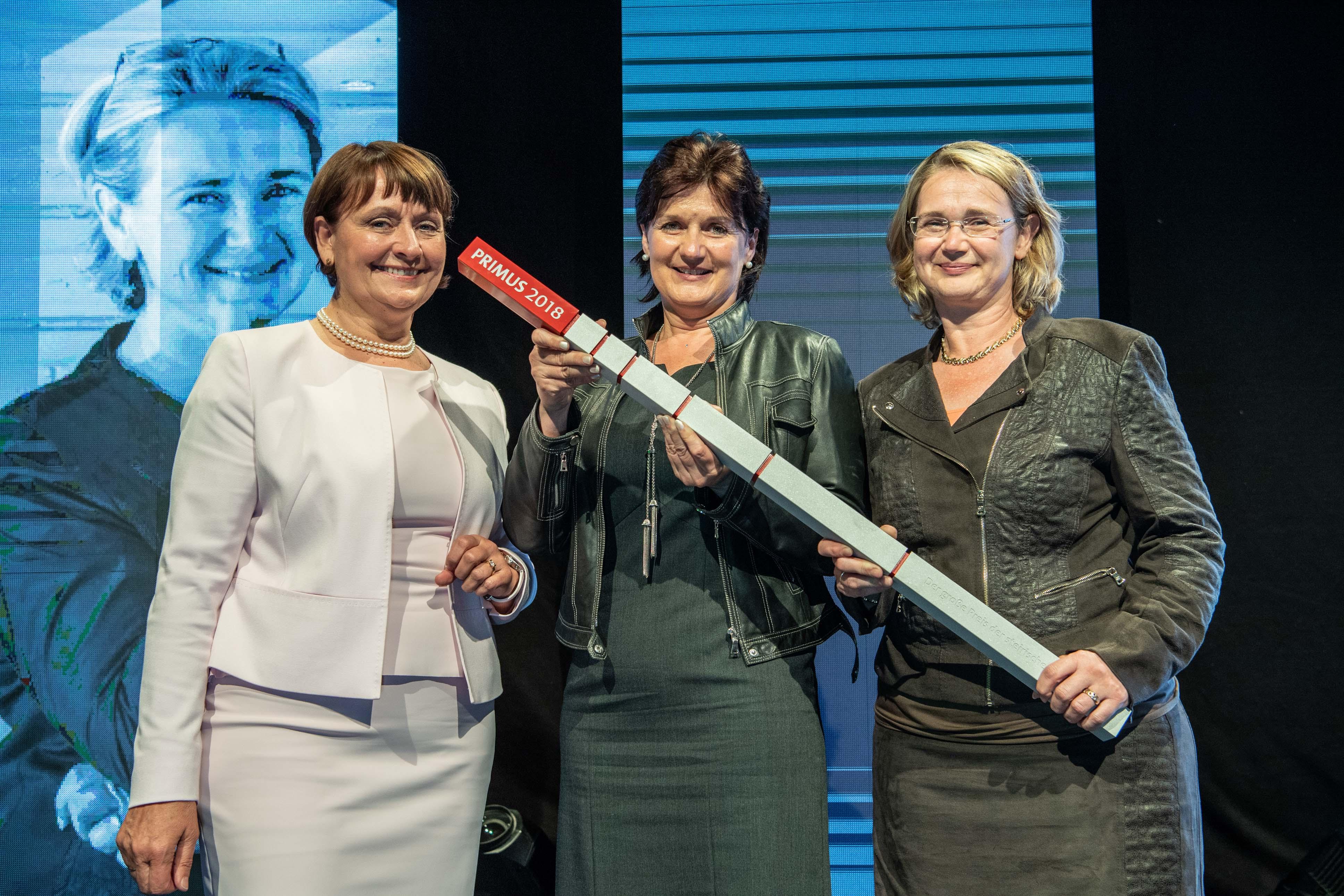 Primus 2018 Der Große Preis Der Steirischen Wirtschaft Berghofer