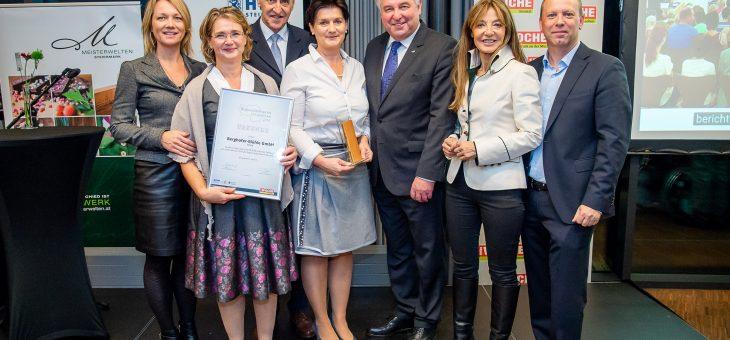 Regionalitätspreis Steiermark 2018