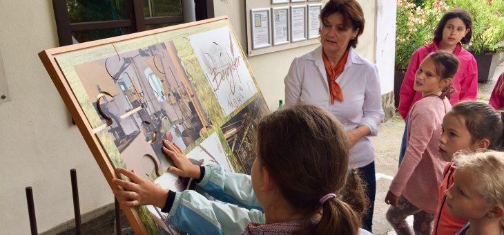 Familien-Ferien-Programm: Einmal selber Müller sein