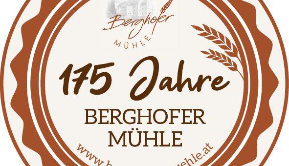 175 Jahre Berghofer-Mühle